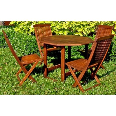 International Caravan Complete Dining Set (2 Pieces) - Fabric: Forest Green at Sears.com