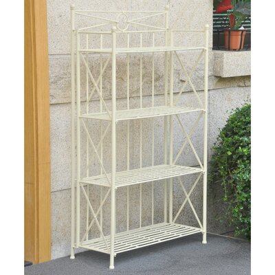St. Lucia Standard Bakers Rack Size: 50 H x 26 W