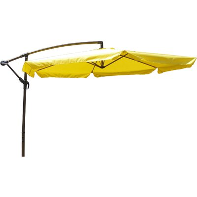 10 Cantilever Umbrella Fabric: Yellow