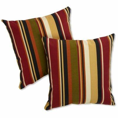 Jumbo Decorative Pillows : Jumbo Outdoor Throw Pillow Color Mccoury Spice