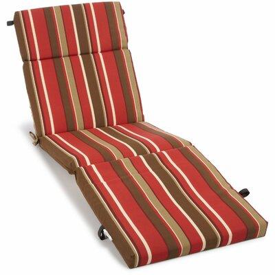 Monserrat Outdoor Chaise Lounge Cushion