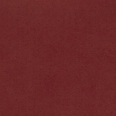 Queen 8 Micro Suede Futon Mattress Color: Red Wine