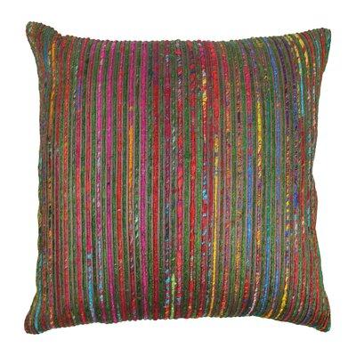 Throw Pillow Color: Bronze