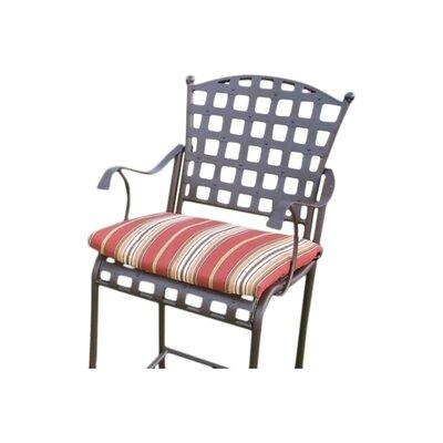 Kingsley Outdoor Adirondack Chair Cushion Size 2 H X 20 W X 17 D
