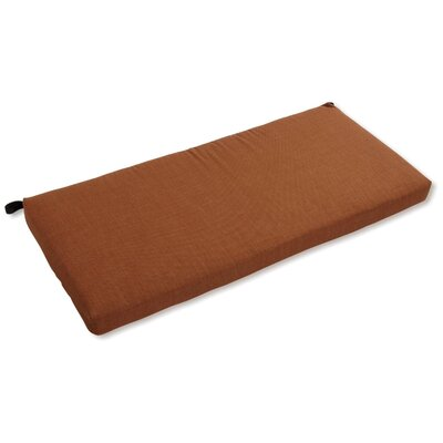 Outdoor Bench Cushion Fabric: Mocha