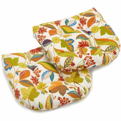 Skyworks Outdoor Lounge Chair Cushion Fabric: Skyworks