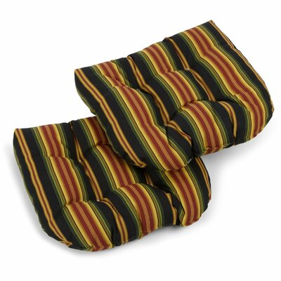 Lyndhurst Outdoor Adirondack Chair Cushion