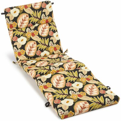 Marlow Outdoor Chaise Lounge Cushion