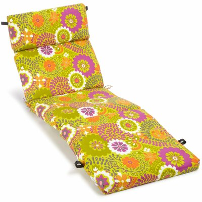 Luxury Outdoor Adirondack Chair Cushion Fabric: Luxury Citron