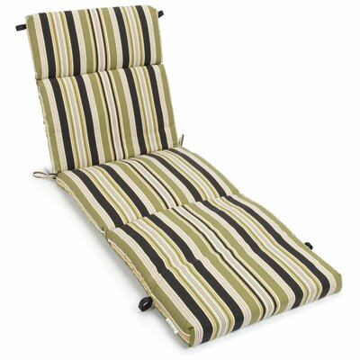 Eastbay Outdoor Chaise Lounge Cushion