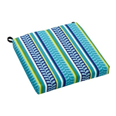 Solid Outdoor Adirondack Chair Cushion