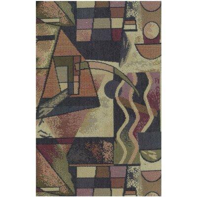 Tapestry Picasso Futon Slipcover Set Cover Set: 5 piece