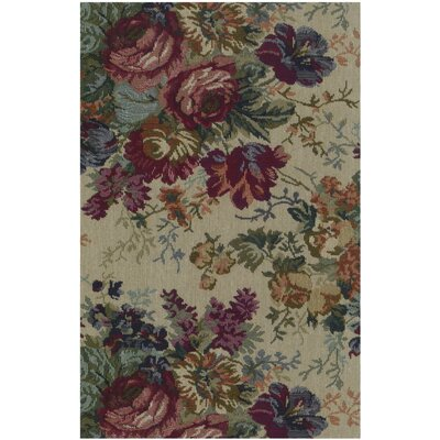 Tapestry Rose Bouquet Futon Slipcover Size: 9 and 10