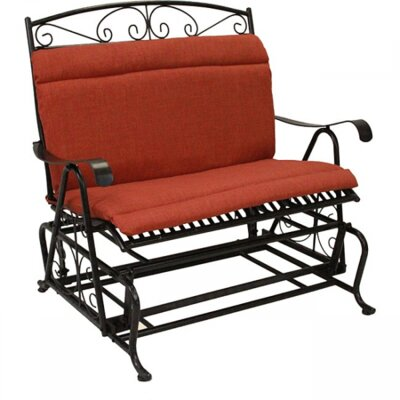 Outdoor Bench Cushion Fabric: Berry Berry