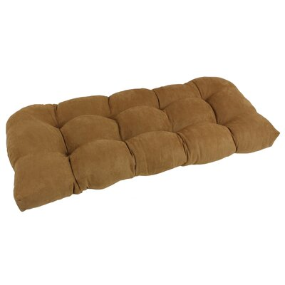 Bench Cushion Color: Camel