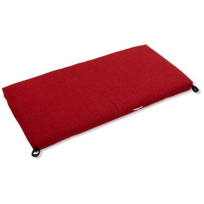 Outdoor Bench Cushion Size: 3.5