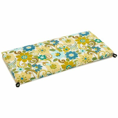 Veranda Outdoor Bench Cushion Size: 3.5 H x 54 W x 19 D