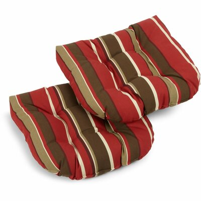 Monserrat Outdoor Adirondack Chair Cushion