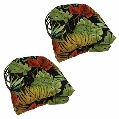 Tropique Outdoor Adirondack Chair Cushion