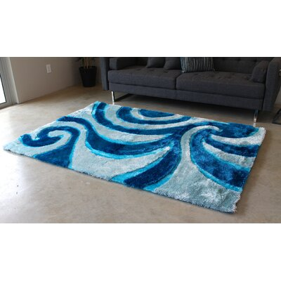 Blue/Gray Area Rug