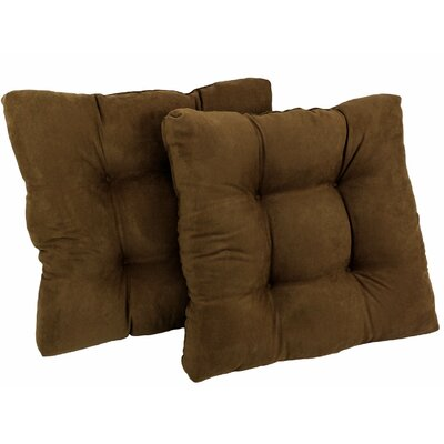 Chair/Rocker Cushion Fabric: Spice
