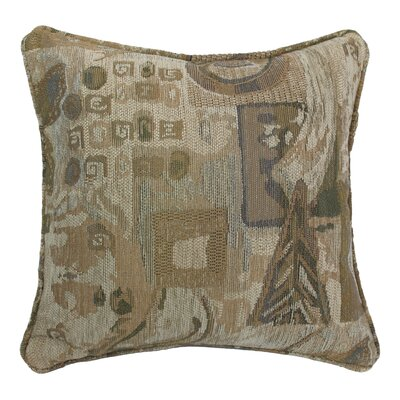Jaquard Chenille Throw Pillow