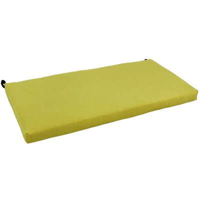 Bench Cushion Fabric: Mojito Lime
