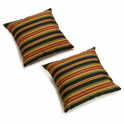 Throw Pillow Color: Lyndhurst Raven