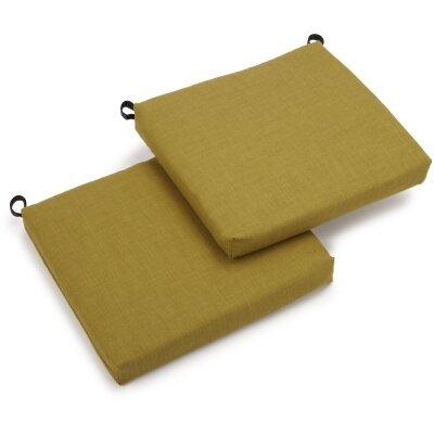 Outdoor Chair Cushion Fabric: Mocha