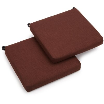 Outdoor Chair Cushion Fabric: Cocoa