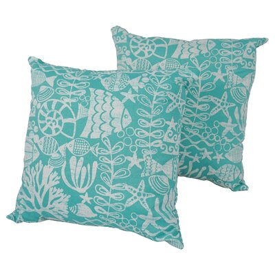 Darnby Maritime Outdoor Throw Pillow