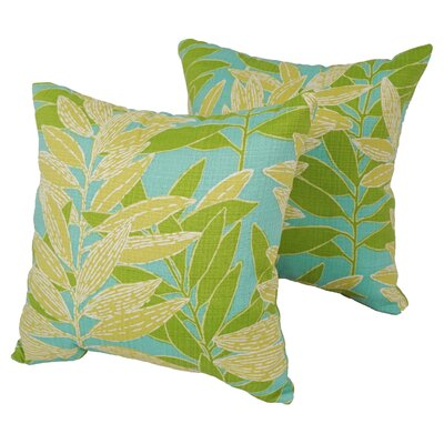 Westgard Square Outdoor Throw Pillow