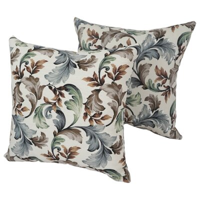 Ertha Outdoor Throw Pillow