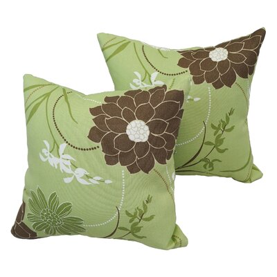 Bansil Outdoor Throw Pillow