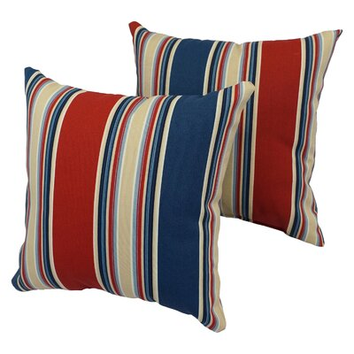 Laputz Indoor/Outdoor Throw Pillow