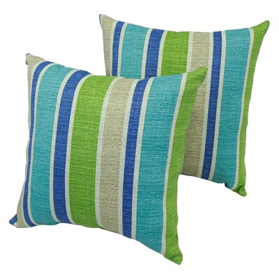 Knowles Stripe Throw Pillow