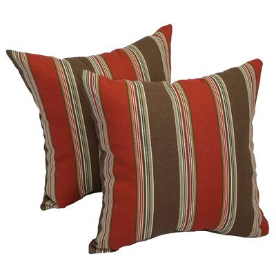 Maarten Outdoor Throw Pillow