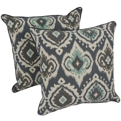 Dmitri Ogee Throw Pillow