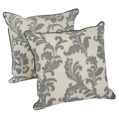 Dominik Floral Throw Pillow