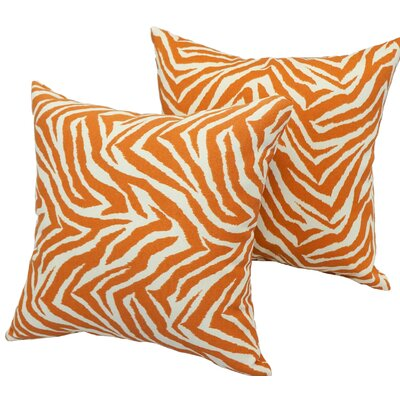 Cesare Indoor/Outdoor Throw Pillow