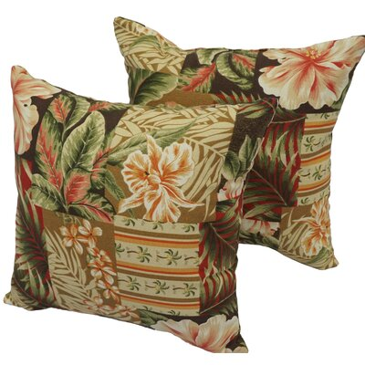 Apeksha Indoor/Outdoor Throw Pillow