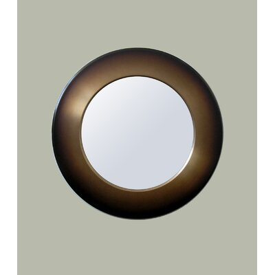Sunburst Mirror in Mocha Fade