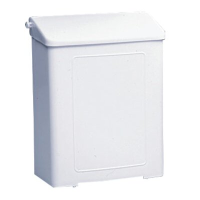 Plastic Napkin Sanitary Safe Use Receptacle