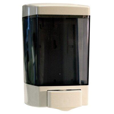 Clearvu 46 Oz. Soap Dispenser Color: White