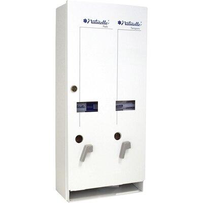 RMC Dual Sanitary Napkin/Tampon Vendor