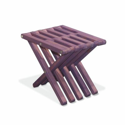Xquare Side Table Finish: Purple Berry