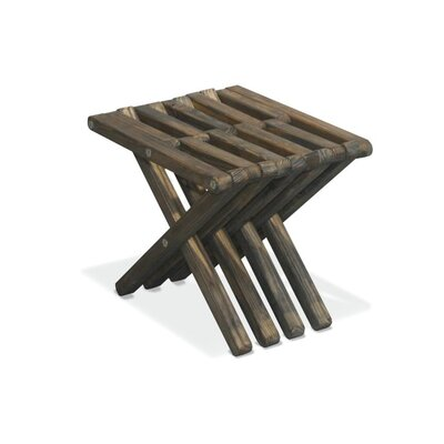 Xquare Side Table Finish: Wild Black