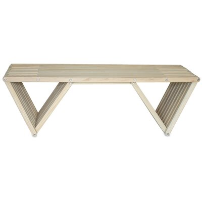 Xquare Coffee Table Finish: Light Gray