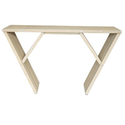 Xquare Console Table Finish: Light Gray