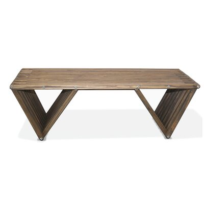 Xquare Coffee Table Finish: Espresso Brown